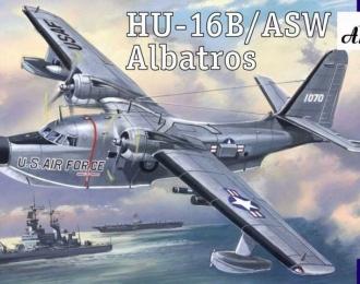 Сборная модель Американский самолет-амфибия Grumman HU-16D Albatross