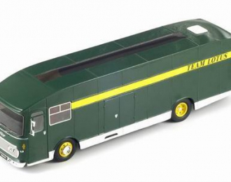 TRANSPORTEUR AEC Lotus Team (1967), зеленый