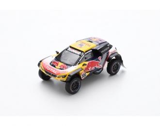 Peugeot 3008 DKR Maxi #300 - Team Peugeot Total - Dakar 2018 S. Peterhansel - J.-P. Cottret