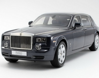 Rolls-Royce Phantom EWB 2003 (darkest tungsten)