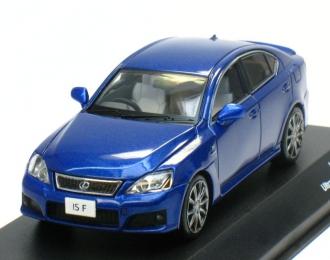 LEXUS IS F (2008), ultrasonic blue