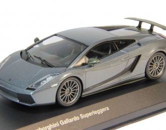 LAMBORGHINI Gallardo Superleggera, gray