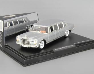 MERCEDES-BENZ 600 Pullman, silver