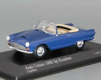 AUTO UNION 1000 Sp (1958), blue