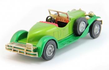 STUTZ Bearcat (1931), Models of Yesteryear, green / light green
