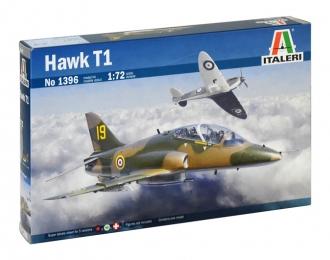 Сборная модель Британский учебный самолет BaE Hawk T1