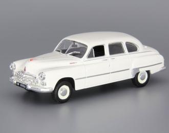 Горький 12 (ЗИМ 12), Kultowe Auta 83, белый