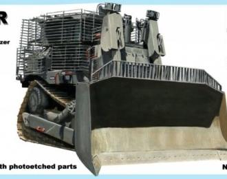 Сборная модель Израильский бронированный бульдозер Caterpillar D-9R