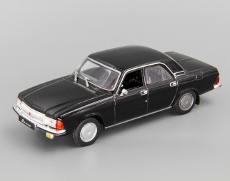 Горький 3102, Автолегенды СССР 35, черный