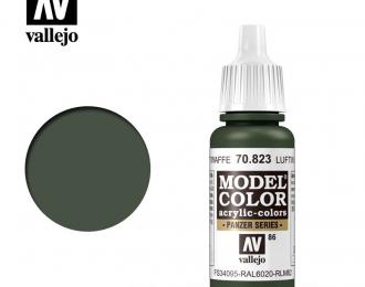 Краска акриловая `Model Color` Зелен.люфтвафее/Luftwaffe Cam