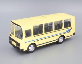 Павловский автобус 32053 заказной, бежевый