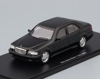 Mercedes-Benz C43 AMG, black