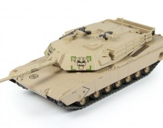 M1A1 ABRAMS, Боевые Машины Мира 1