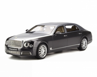Bentley Mulsanne EWB (tungsten)