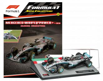 MERCEDES W09 EQ POWER+ Льюиса Хэмилтона (2018), Formula 1 Auto Collection 35