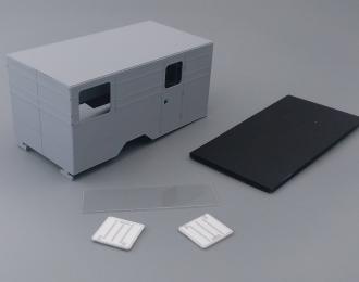 Сборная модель Надстройка Флюорографический кабинет на базе ZIL-130Г