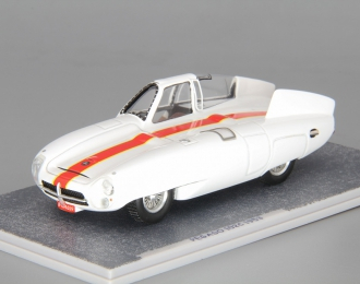 PEGASO 102 C Bisiluro (1953), white / orange