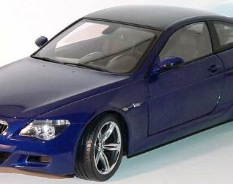 BMW M6 Coupe (E63) (2005), interlagos blue met.
