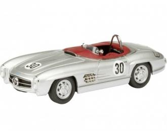 MERCEDES-BENZ 300 SLS 30 OShea S.C.C.A.1957, silver