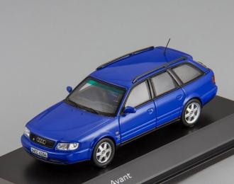 Audi S6 Plus (nogaro blue)