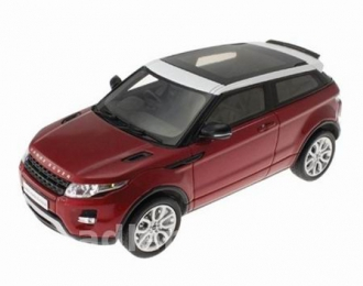 RANGE ROVER Evoque 2011, firenze red met