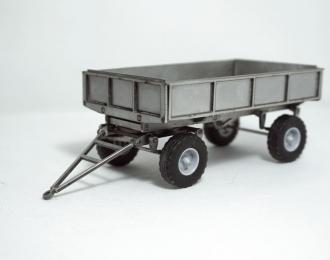Сборная модель Тракторный прицеп 2-ПТС-4,5