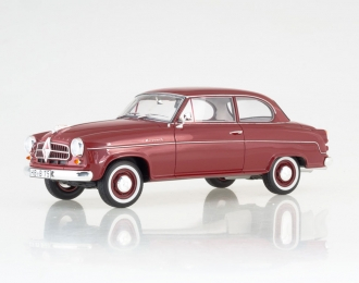 BORGWARD Isabella Limousine, dark red