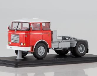 Skoda LIAZ 706 MTTN седельный тягач, красный