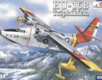 Сборная модель Американский самолет-амфибия Grumman HU-16B Triphibian