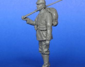 Немецкий солдат. Первая Мировая Война