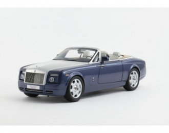 ROLLS ROYCE Phantom Drophead Coupe, синий