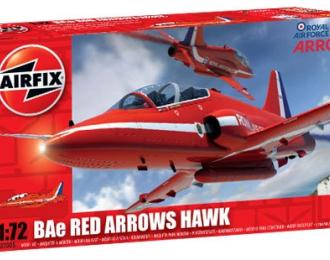 Сборная модель BAE Red Arrows Hawk