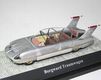 BORGWARD Dream Car 1955, aluminium