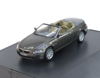 BMW 6er Cabrio E64 (2004), stratus grau met.