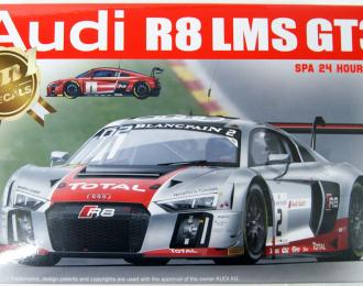 Сборная модель AUDI R8 LMS SPA 24 Hours 15