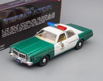 "DODGE Monaco ""Metropolitan Police"" 1977 (из к/ф ""Терминатор"") (Greenlight!)"