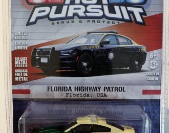 "DODGE Charger ""Florida Polict Highway Patrol"" 2015, green metallic"