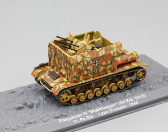 """Frakpanzer IV """"Mobelwagen"""" (Sd.Kfz. 161/3) 11. Pz.Div. Lyon (France) - 1944"""