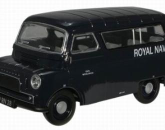 BEDFORD CA Royal Navy Minibus (1968), black