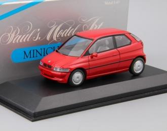 BMW E1 Concept (1993), red