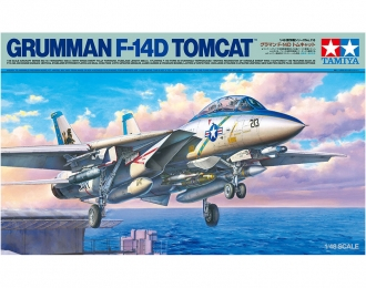 Сборная модель Grumman F-14D Tomcat
