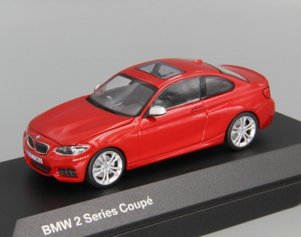 BMW 2er Coupe F22 (2014), melbourne red