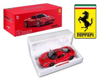 FERRARI 458 Speciale, red