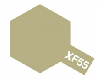 XF-55 Deck Tan (краска эмалевая, палубный коричневый матовый), 10мл.