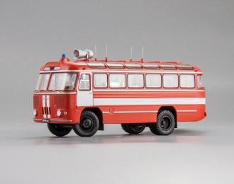 Павловский Автобус 652Б Пожарная охрана