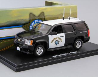 """CHEVROLET Tahoe """"California Highway Patrol"""" 2012"""