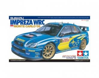 Сборная модель Impreza WRC Monte Carlo 05
