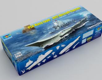Сборная модель PLA Navy type 002 Aircraft Carrier