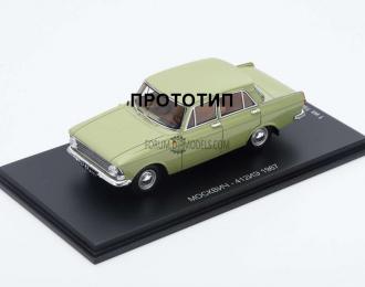 МОСКВИЧ ИЖ-412ИЭ 1967 зеленый