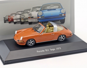 Porsche 911 Targa 1973 (orange)